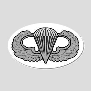 Airborne 20x12 Oval Wall Peel