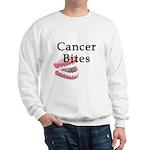 Cancer Bites Sweatshirt