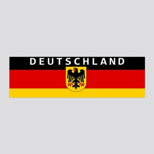 "Germany ""Deutschland"" Car Sticker (Bumpe"