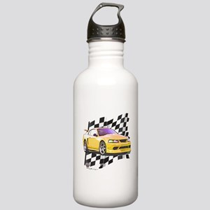 Mustang 1999 - 2004 Stainless Water Bottle 1.0L