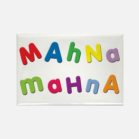 Mahna Mahna Rectangle Magnet