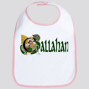 Callahan Celtic Dragon Bib