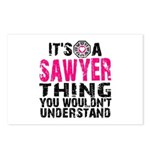 Sawyer Thing Postcards (Package of 8)
