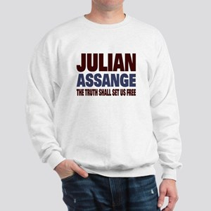 Julian Assange Sweatshirt