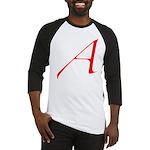 Atheist 'A' Baseball Jersey