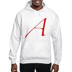 Atheist 'A' Hooded Sweatshirt