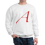 Atheist 'A' Sweatshirt