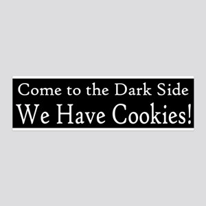 Come to the Dark Side 36x11 Wall Peel