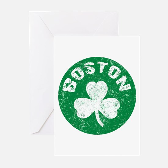 Boston Greeting Cards (Pk of 10)