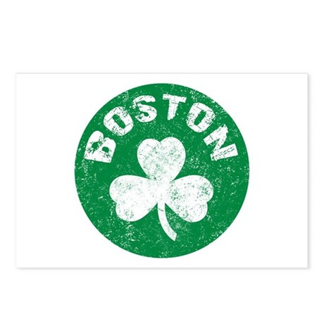 Boston Postcards (Package of 8)