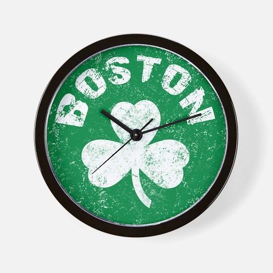 Boston Wall Clock