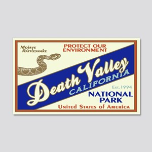 Death Valley (Rattlesnake) 20x12 Wall Peel
