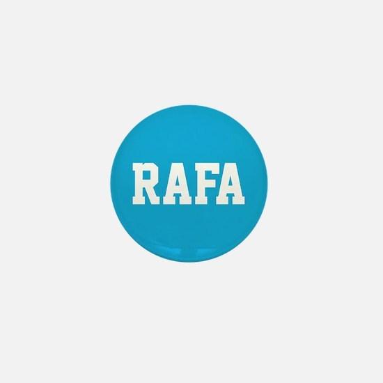 Rafa Mini Button