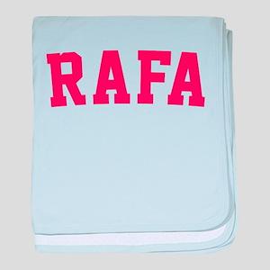Rafa baby blanket