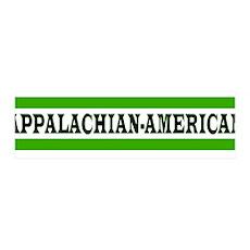 APPALACHIAN-AMERICAN 36x11 Wall Peel