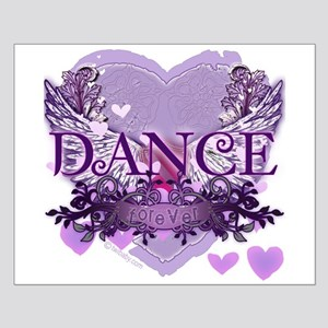Dance Forever by DanceShirts.com Small Poster