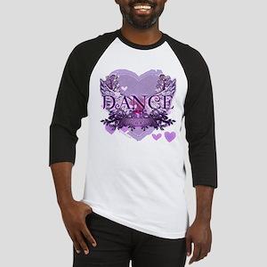 Dance Forever by DanceShirts.com Baseball Jersey