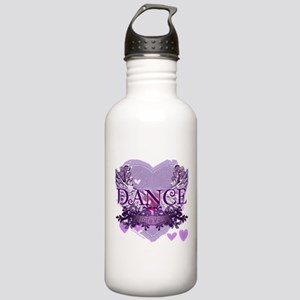 Dance Forever by DanceShirts.com Stainless Water B