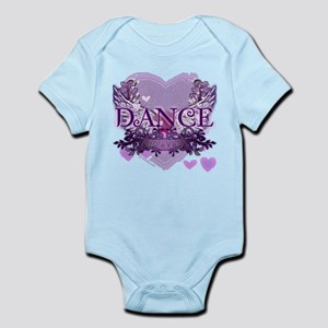 Dance Forever by DanceShirts.com Infant Bodysuit
