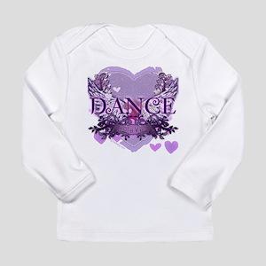Dance Forever by DanceShirts.com Long Sleeve Infan