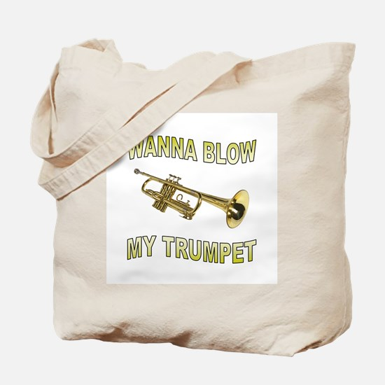 GET READY TO BLOW Tote Bag
