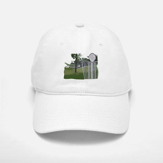 Lapeer Disc Golf Baseball Baseball Cap