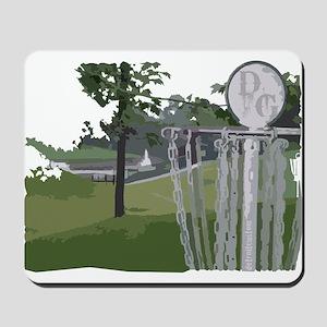 Lapeer Disc Golf Mousepad
