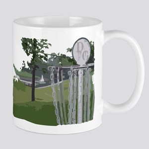 Lapeer Disc Golf Mug