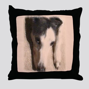 COLOR DOESN'T MATTER THROW PILLOW