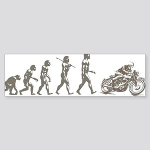 CAFE RACER EVOLUTION Sticker (Bumper)