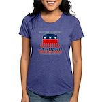 Stranger Womens Tri-blend T-Shirt
