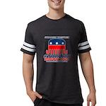 Stranger Mens Football Shirt
