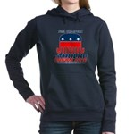 Feel the Spurn Women's Hooded Sweatshirt