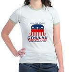 Feel the Spurn Jr. Ringer T-Shirt