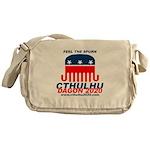 Feel the Spurn Messenger Bag