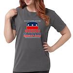 Snack Lives Matter Womens Comfort Colors® Shirt