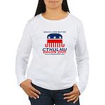 Snack Lives Matter Women's Long Sleeve T-Shirt
