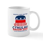 Snack Lives Matter 11 oz Ceramic Mug