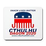 Snack Lives Matter Mousepad