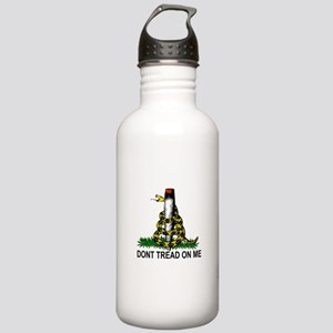 Rattle Snake with Joint Stainless Water Bottle 1.0