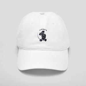 Black Schnazuer IAAM Cap