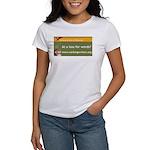 Working Writers of Wisconsin Women's T-Shirt