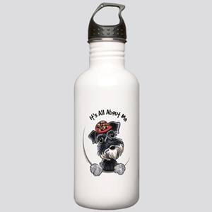 Boy Schnauzer IAAM Stainless Water Bottle 1.0L