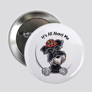 "Boy Schnauzer IAAM 2.25"" Button"