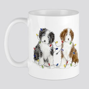 Bearded Collie Mug