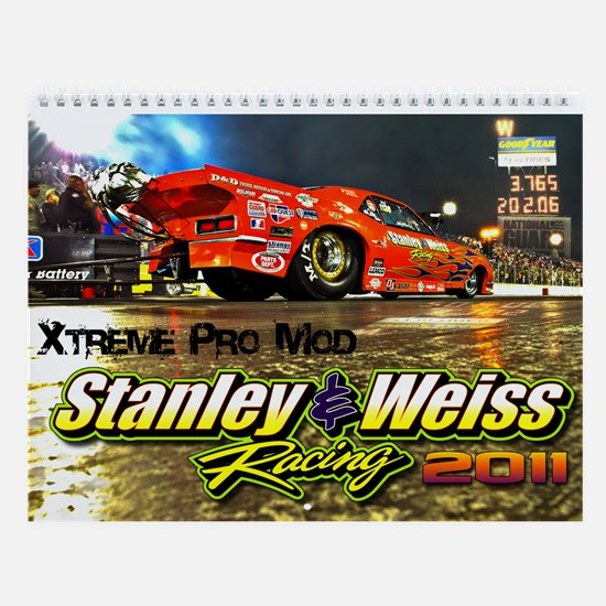 Stanley & Weiss Racing 2011 Calendar