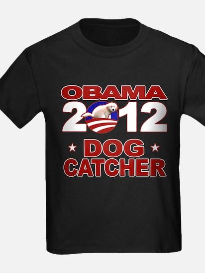 Obama for Dog Catcher 2012 T