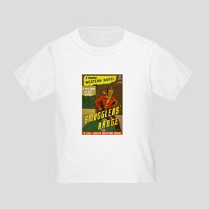 The GUNSLINGER Toddler T-Shirt