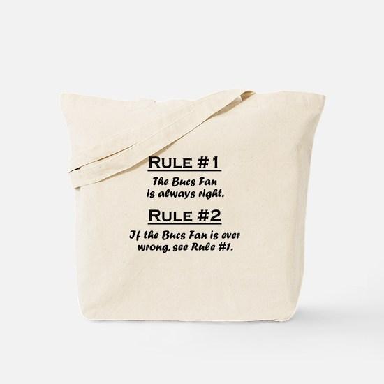Bucs Tote Bag
