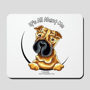 Chinese Shar Pei IAAM Mousepad